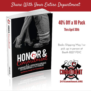 """Honor & Commitment"" Paperback Edition"