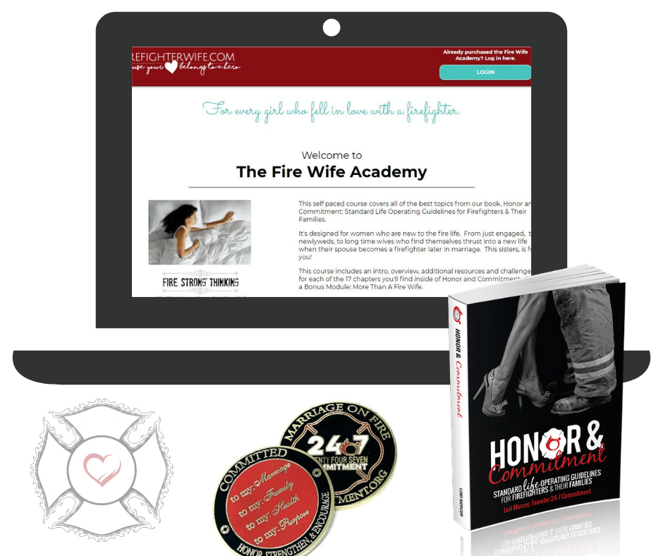 Fire Wife Academy Pack