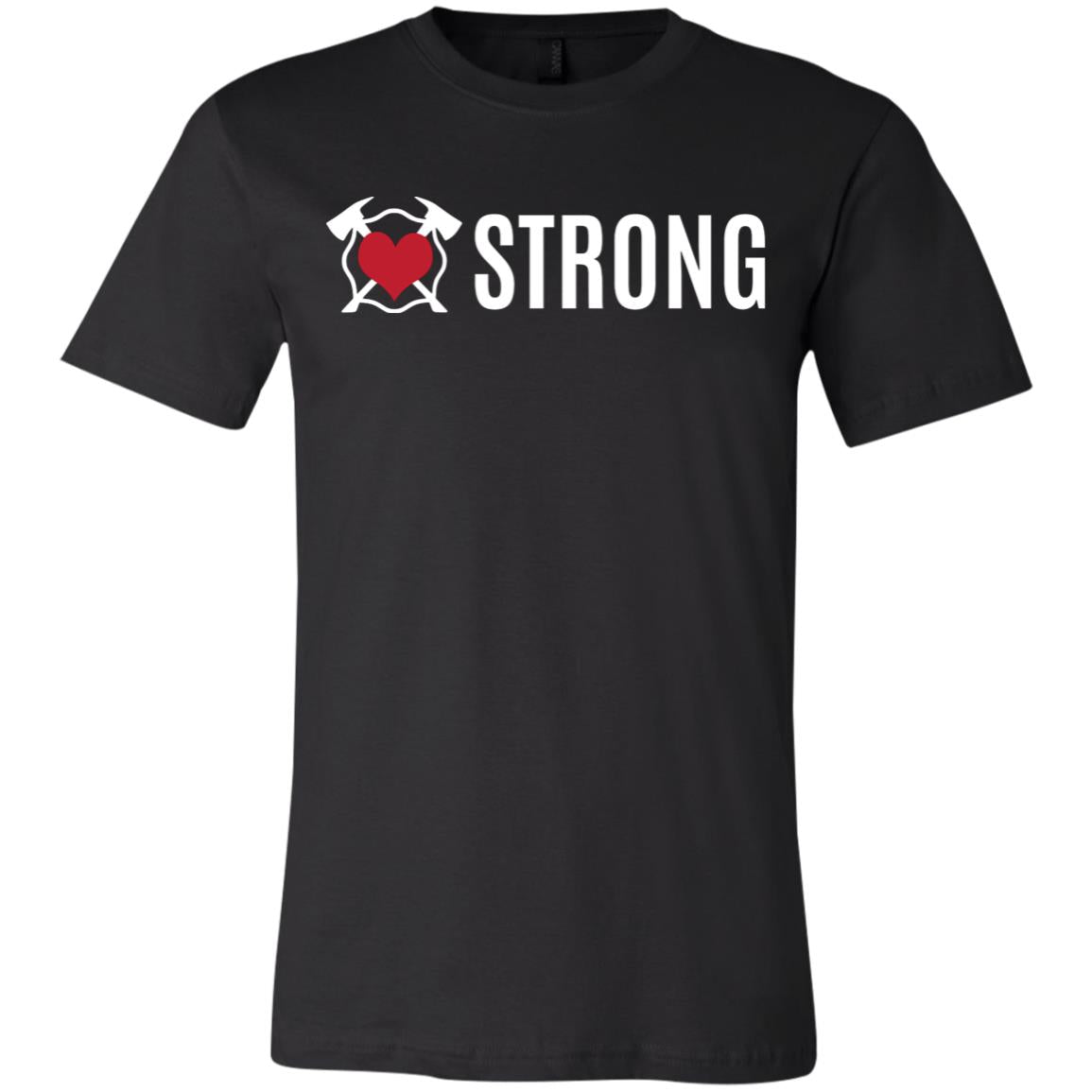 Maltese Strong YOUTH Bella + Canvas Jersey Short Sleeve T-Shirt 3001Y