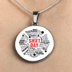 Shift Day Luxury Necklace
