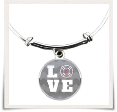 LOVE Maltese Bangle / Necklace or Bracelet