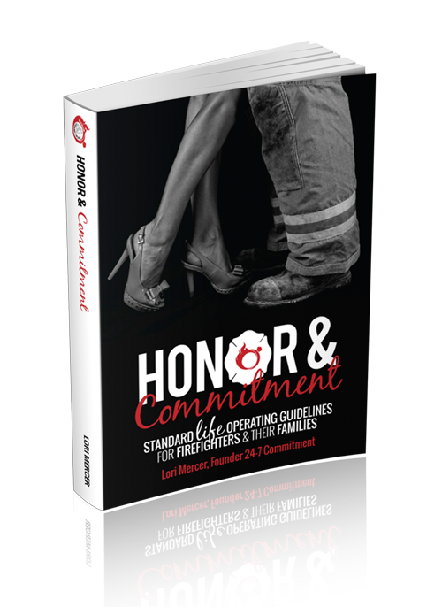 "DONATE A COPY of ""Honor & Commitment"" Paperback Edition"