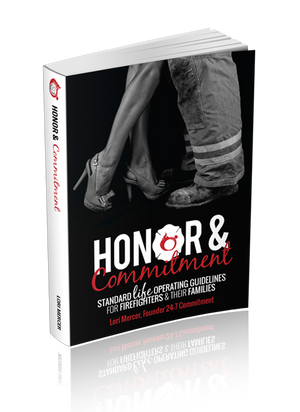 Honor & Commitment Paperback 10 Pack