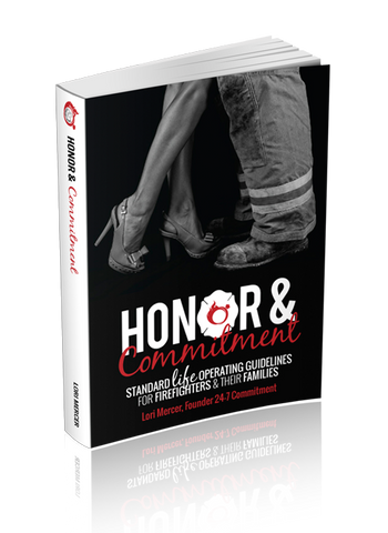 """Honor & Commitment"" Paperback 10 Pack"