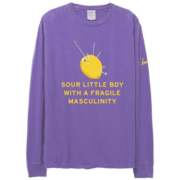 SOUR LITTLE BOY TEE - PRE-ORDER