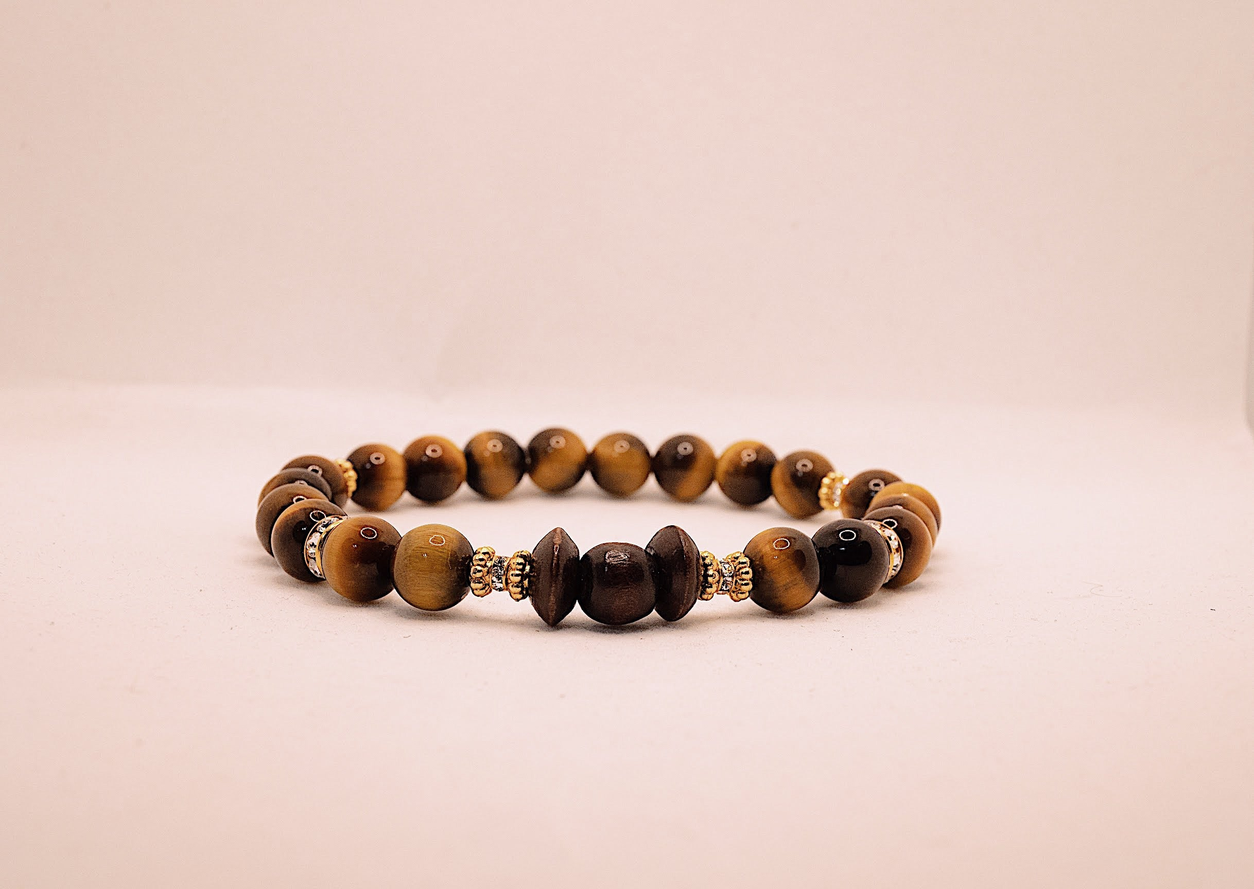 OVRCMR Tigereye Truth Bracelet
