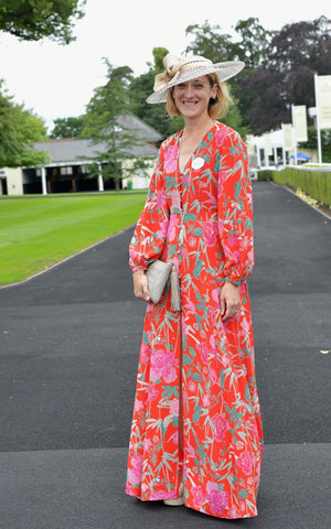 eeb6b030ff868 Royal Ascot 2018: The Chicest Outfits and Most Flamboyant Hats ...