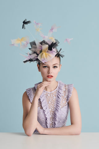 Awon Golding for Ascot Millinery Collective 2018