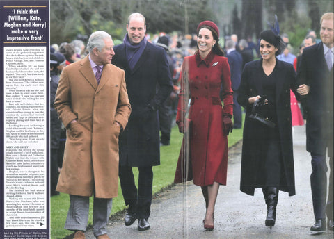 hello magazine duchess sussex