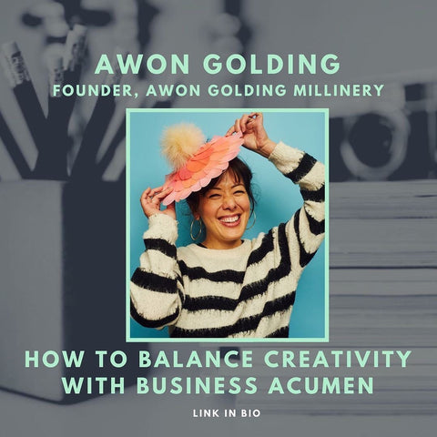 Awon Golding on How To Start Up