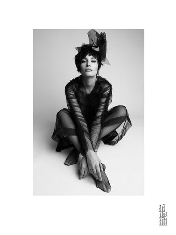 Awon Golding Millinery in L'Officiel Poland