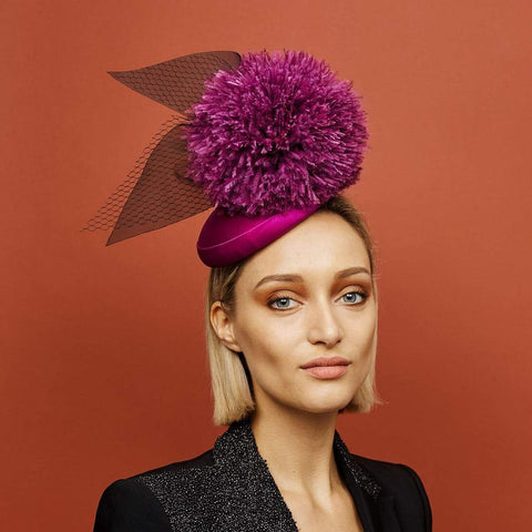 Comet Hat - Awon Golding Millinery