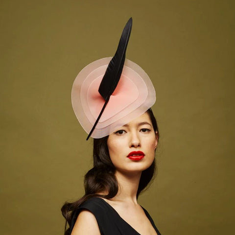 Lattimo Hat - Awon Golding Millinery