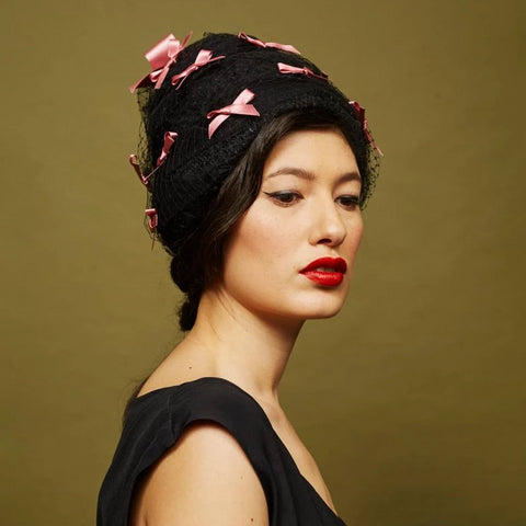 Mayfair Hat - Awon Golding Millinery