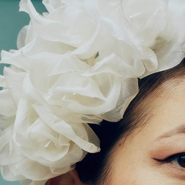 Burnet Headpiece