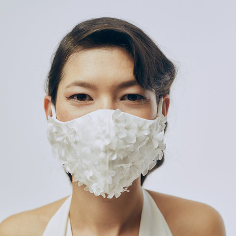Sweetbrier Bridal Face Mask
