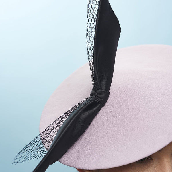 Silver Springs Hat - Awon Golding Millinery