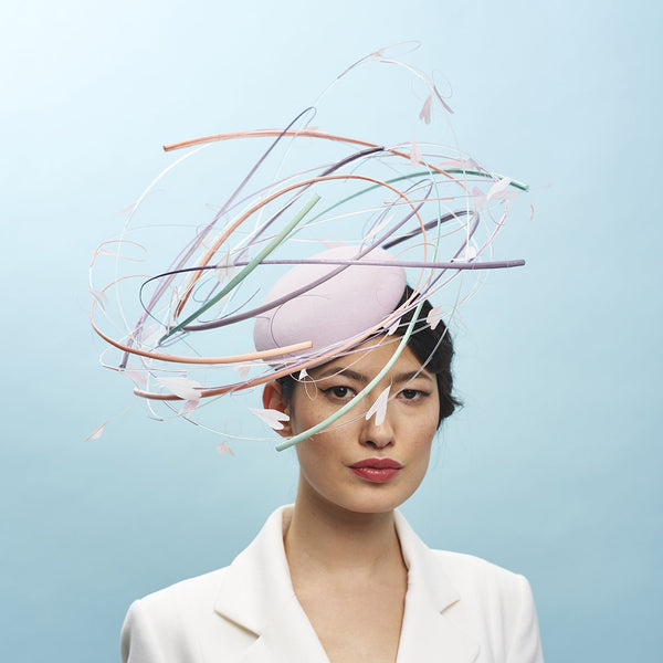 Dreams Hat - Awon Golding Millinery