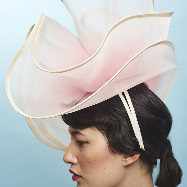 Kiss from a Rose Hat - Awon Golding Millinery
