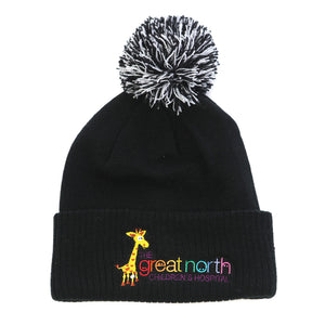 Adults Pom Pom Hat