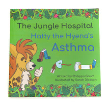 Load image into Gallery viewer, Hatty the Hyena - The Jungle Hospital