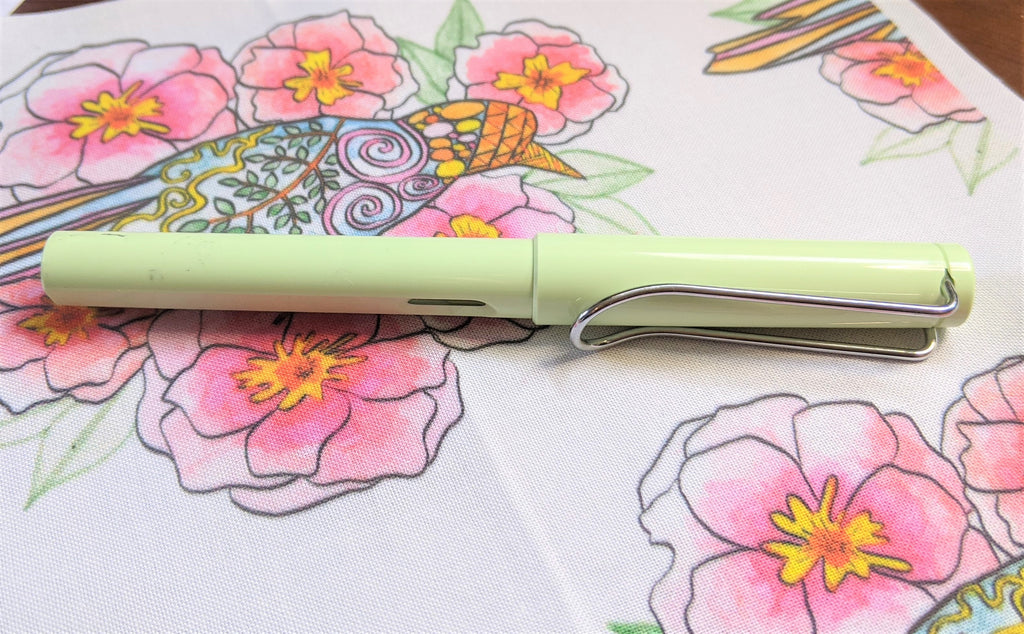 Step into the World of Fountain Pens with the Lamy Safari Fountain Pen