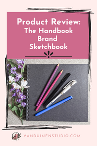 Product Review: Handbook Brand Sketchbook