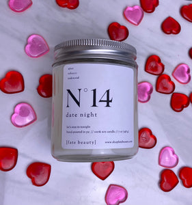 Date Night Classic Candle - FATE Beauty