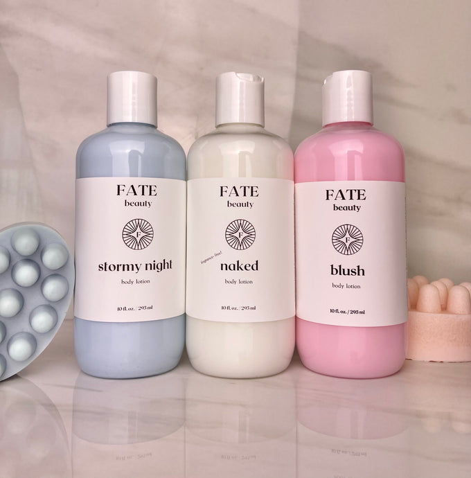 Natural Body Lotion - FATE Beauty