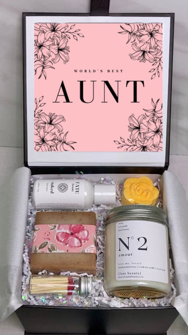Mother's Day Gift Box- Aunt - FATE Beauty