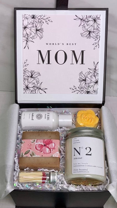 Mother's Day Gift Box- Mom - FATE Beauty