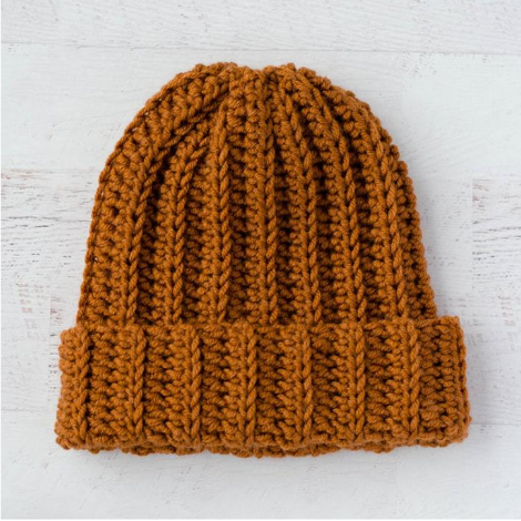 Ribbed Wonder Hat Pattern