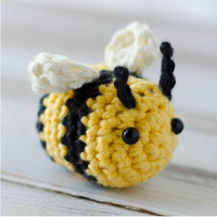 Bumble Bee Amigurumi Pattern