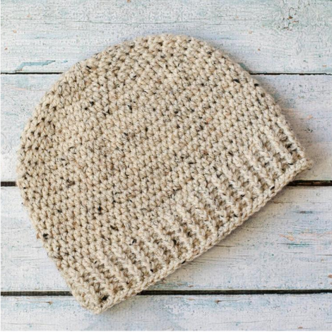 Salt of the Earth Beanie Pattern