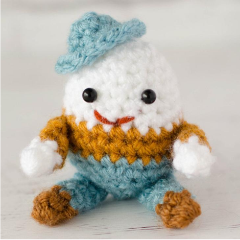 Mini Humpty Dumpty Pattern