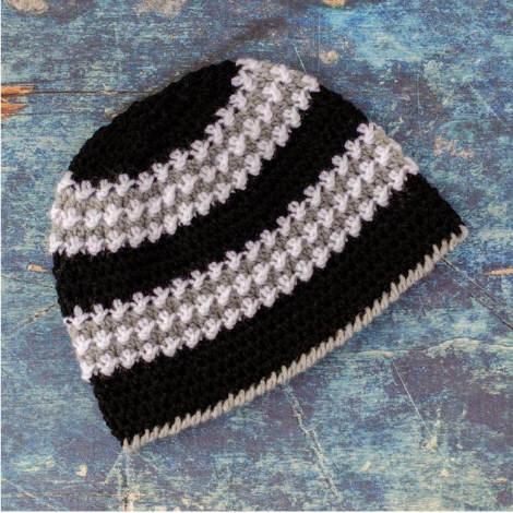 Winter Walk Hat Pattern