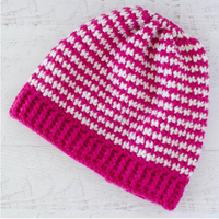Houndstooth Hat Pattern