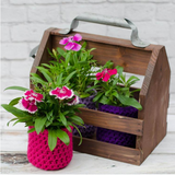 Mini Flower Pot Pattern