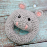 Hippo Rattle Pattern