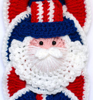 Uncle Sam Wallhanging Pattern