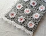 Daisy Baby Afghan Pattern