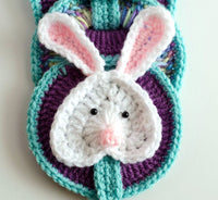 Easter Bunny Wallhanging Pattern