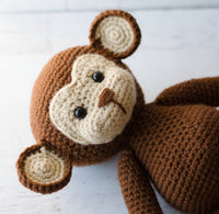 Michael the Monkey Pattern