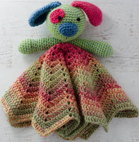 Piper the Puppy Lovey Pattern
