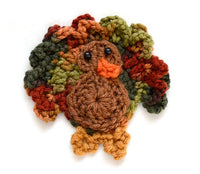 Turkey Wallhanging Pattern