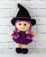 Sami Crochet Witch - Tamingo Series