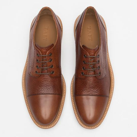 rome shoe in brown