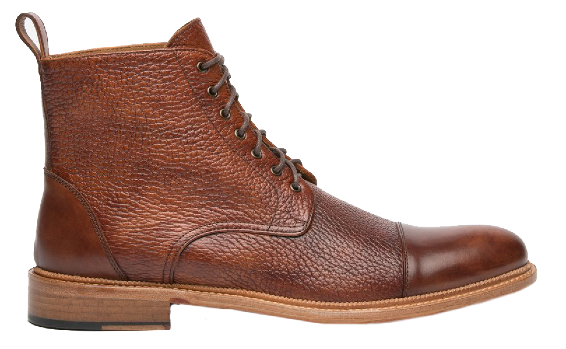 Rome boot in Brown