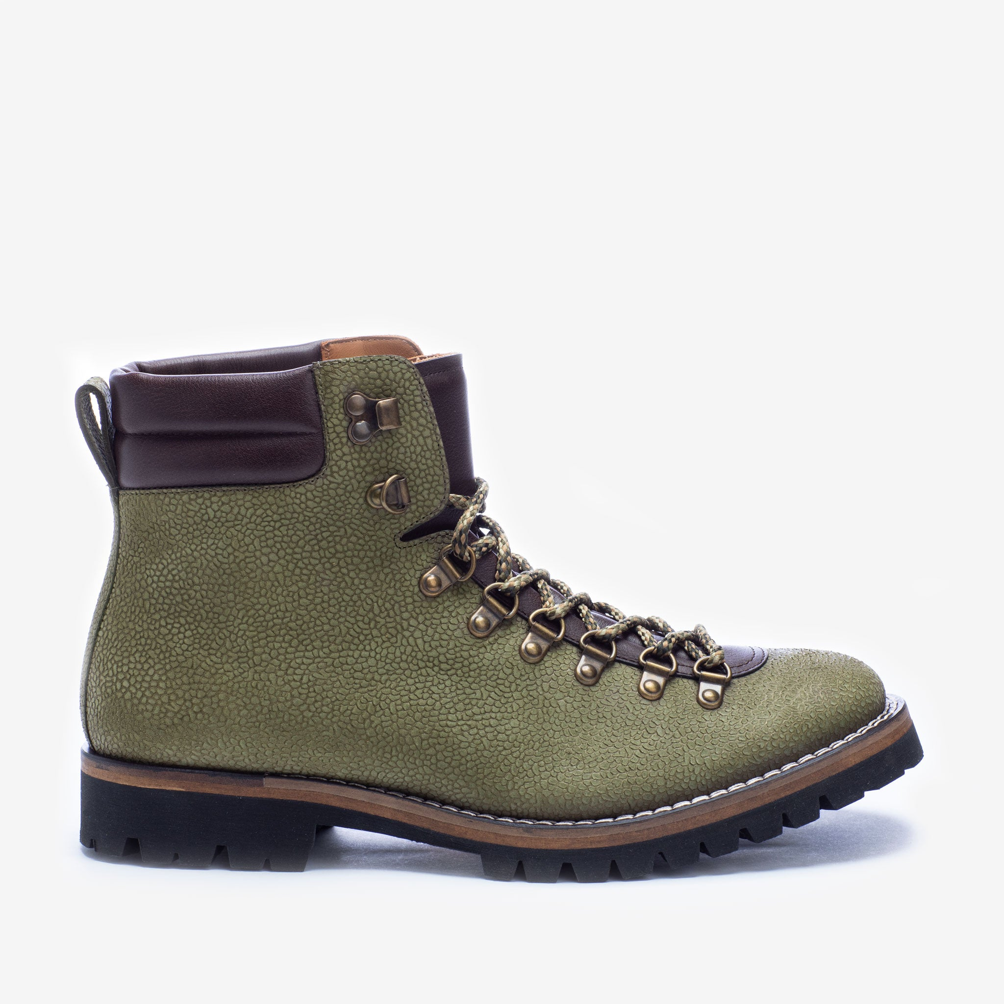 The Viking Boot in Hunter
