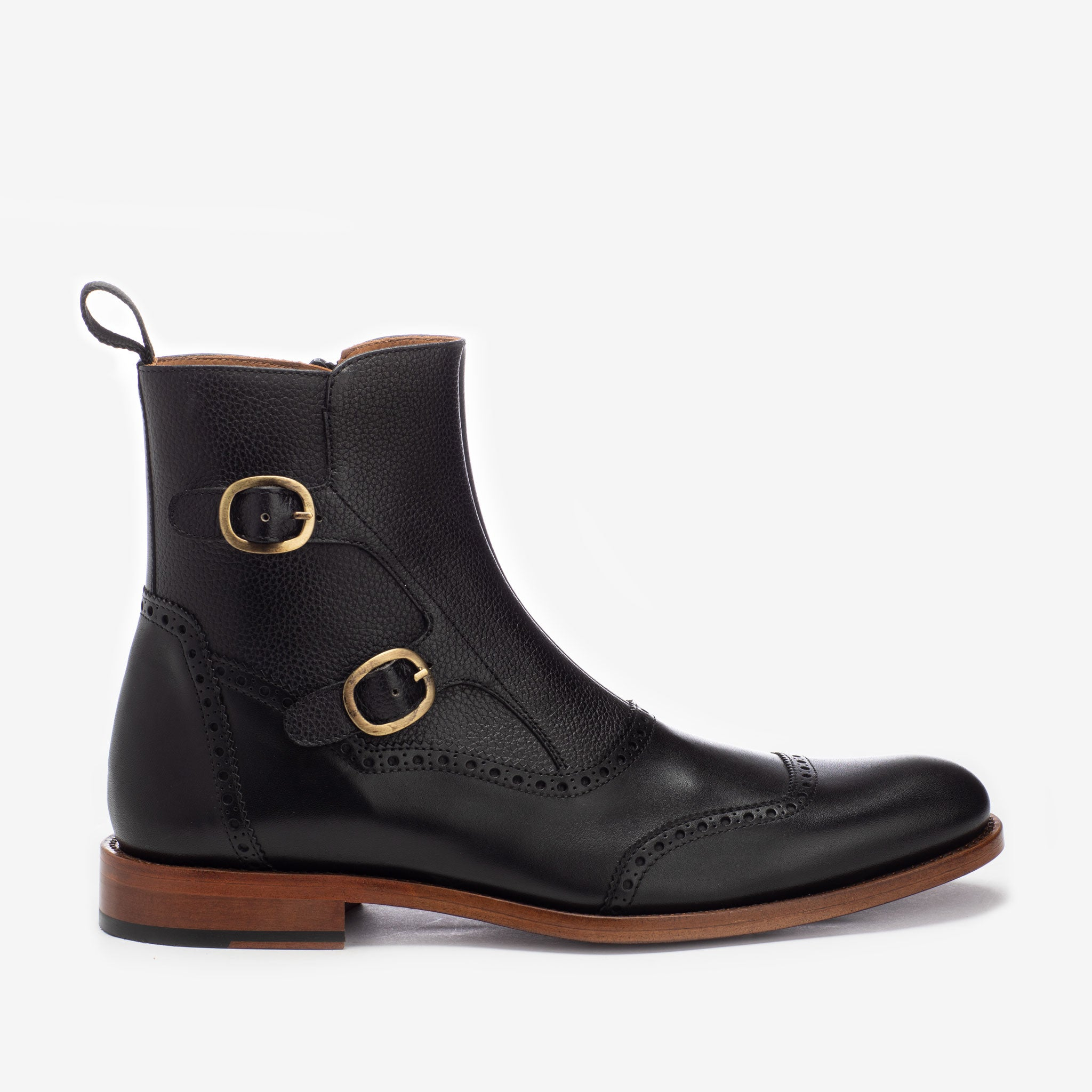 The Dustin Boot in Black